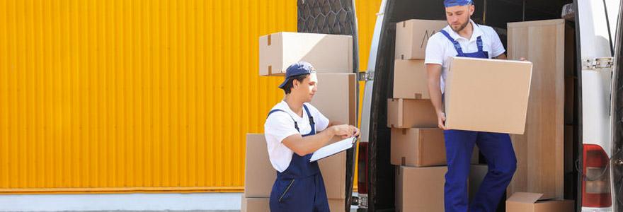 Louer un camion déménager